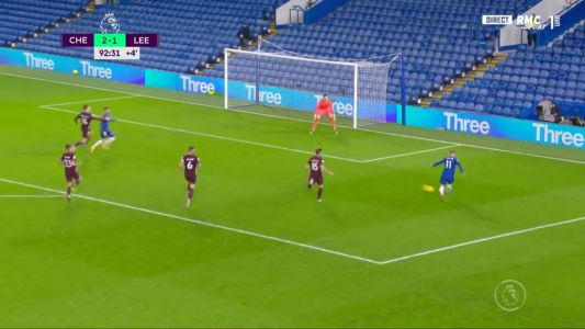 : Christian Pulisic and Timo Werner savage Leeds on the counter to seal Chelsea win