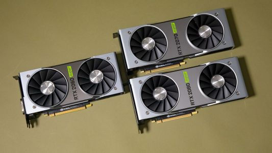 Gaming laptops may be getting Nvidia's Super GPUs early next year