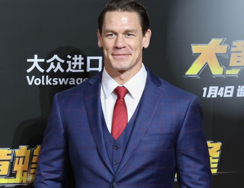 John Cena admits you will always find him crying over a movie on a plane