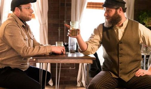 An American Pickle REVIEW: Hilarious and heartwarming - Seth Rogen double act is brilliant