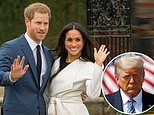 Harry and Meghan must ask Trump for 'special help' as Canada bids security costs farewell