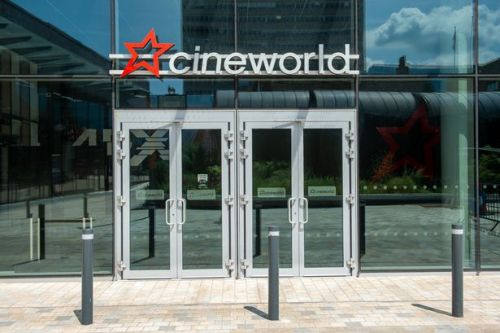 Cineworld says it plans to reopen UK branches in July after coronavirus lockdown