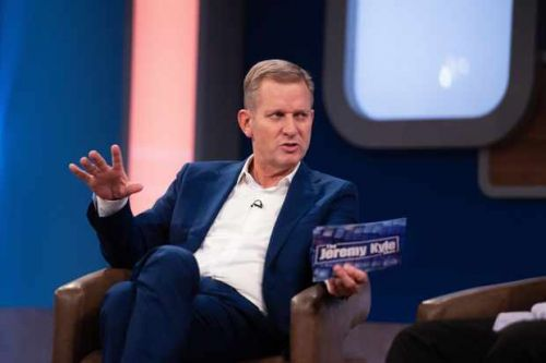 Jeremy Kyle piloting new show for TV return