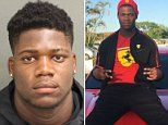 University of Central Florida football player arrested for allegedly raping woman