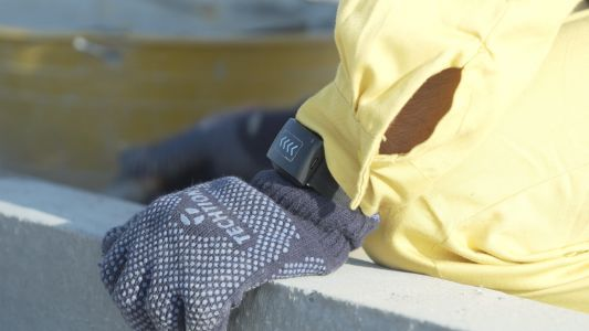 Expo 2020 Dubai uses wearables to improve safety standards of construction workers