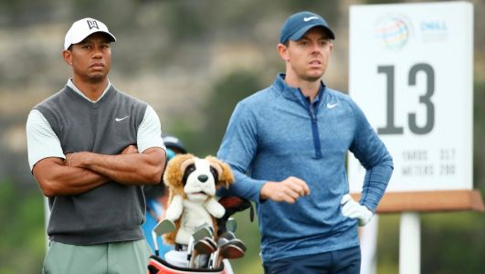 Why Tiger Woods' return and battle for world number one could spark Rory McIlroy's return to form at Memorial Tournament