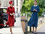 How Kate Middleton has transformed her wardrobe into an 'eco-closet'
