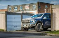Ford F-150 Raptor vs the Cotswolds: US truck on UK roads