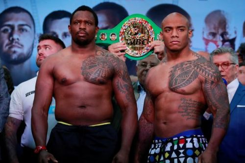 Dillian Whyte vs Oscar Rivas LIVE results: Fight start time, undercard, TV channel and live stream
