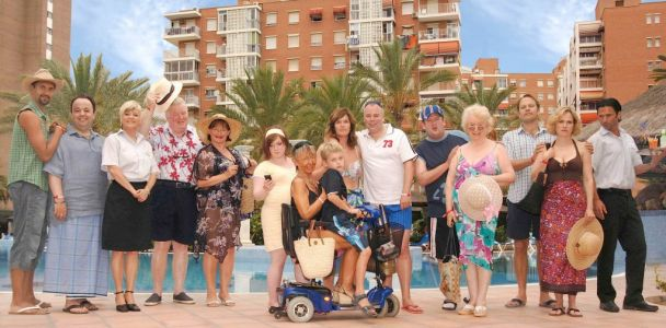Benidorm film scrapped but there's going to be a bar for fans instead