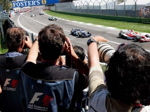 Imola confirms 13,000 fans for F1 return