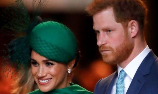 Meghan Markle and Prince Harry face £100MILLION security bill