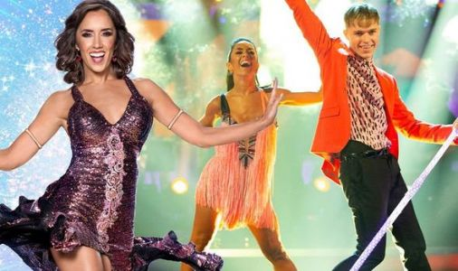 Janette Manrara set to make Strictly Come Dancing 'history'withHRVY