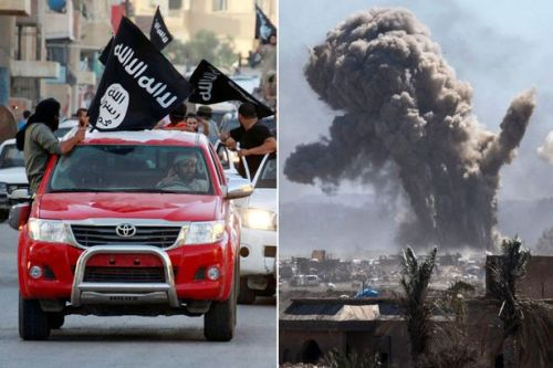 "ISIS 'plotting more attacks in Europe with ""crocodile"" cells' as caliphate falls"