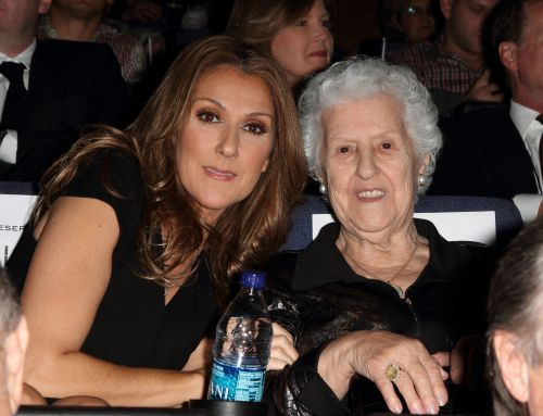 Celine Dion's mother Therese Tanguay Dion dies aged 92