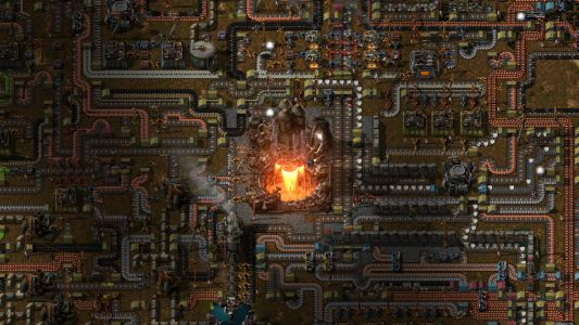 Factorio will leave early access ahead of schedule due to Cyberpunk 2077