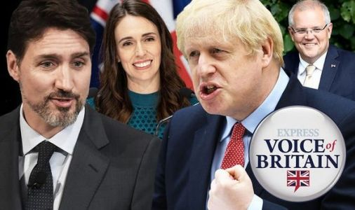 Goodbye EU! Boris told to form 'superpower' alliance with Australia, Canada & New Zealand