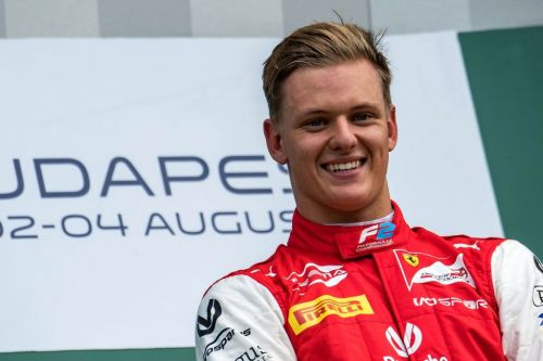 Mick Schumacher, son of Formula 1 legend Michael, signs with F1 team Haas for 2021 season