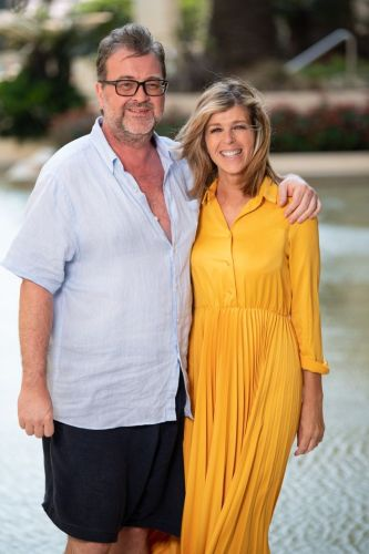 Piers Morgan Says Kate Garraway's Husband Remains In 'Serious Condition' As He Clarifies Health Reports