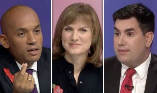 BBC Question Time LIVE: Party policies to spark dramatic clashes during Bolton debate
