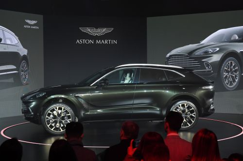 Troubled Aston Martin loses over £100m in 2019