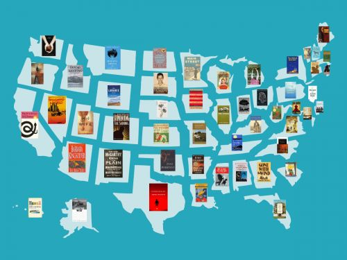 The most famous book set in every state