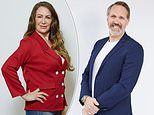 Who'll find love on our blind date? This week it's Shanin, 50 and Neil, 51