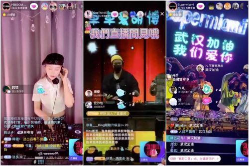 Clubbers in China are going to 'cloud raves' on TikTok because coronavirus quarantines mean they can't party for real - here's what they're like