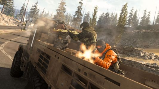 Call of Duty: Modern Warfare now weighs in at over 200 GB on PC