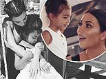 Kim Kardashian posts loving birthday message for daughter North as she turns six