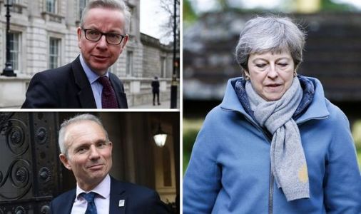 Theresa May on brink: Will Prime Minister be replaced THIS MONTH? Successor odds revealed