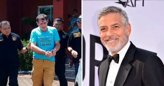 Scammer who pretended to be George Clooney arrested after years on the run