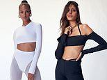 Celeb-beloved luxury fashion brand LaQuan Smith debuts first-ever capsule with online retailer