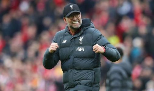 Liverpool boss Jurgen Klopp reveals plan for Premier League title parade