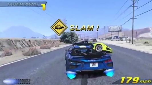 Burnout 3 is getting a remake in GTA 5