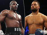 Daniel Dubois and Joe Joyce to risk fight in behind-closed-doors events