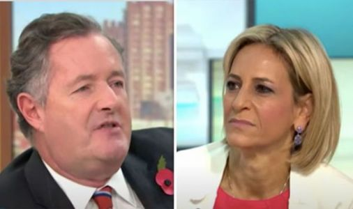 Emily Maitlis and Piers Morgan's media bias row exposed: 'No conservatives at BBC!'