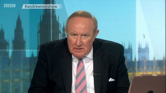 Andrew Neil announces he is leaving the BBC after over 25 years
