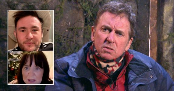 I'm A Celebrity 2020: Shane Richie's son jokes with mum Coleen Nolan: 'He's not going to get back with you'