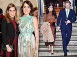 Princesses Beatrice and Eugenie could step into Prince Harry and Meghan Markle's roles, says royal biographer