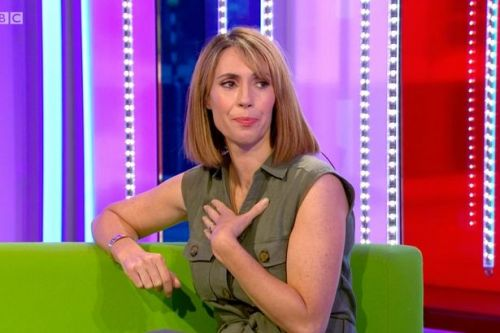 Alex Jones is 'gutted' as she steps away from The One Show after covid-19 scare