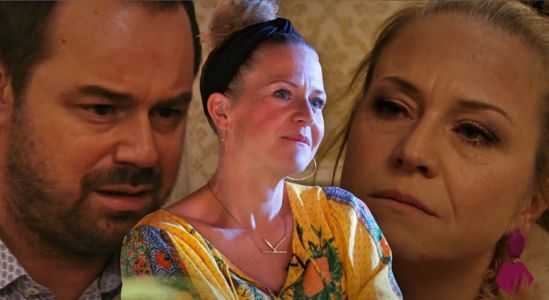 EastEnders star Kellie Bright reveals she initially 'didn't buy' iconic Linda and Mick Carter divorce showdown