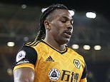 Wolves ace Adama Traore to REJECT international call-up by Mali