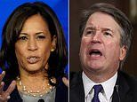 Kamala Harris calls for Brett Kavanaugh's impeachment as fresh sexual misconduct allegations emerge