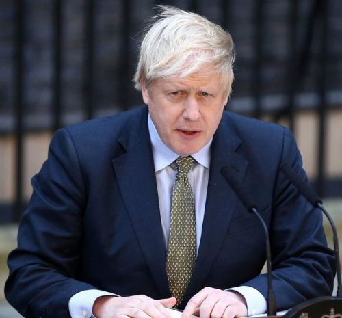Boris Johnson In 'Good Spirits' But Still In Hospital With 'Persistent' Symptoms, Says No.10