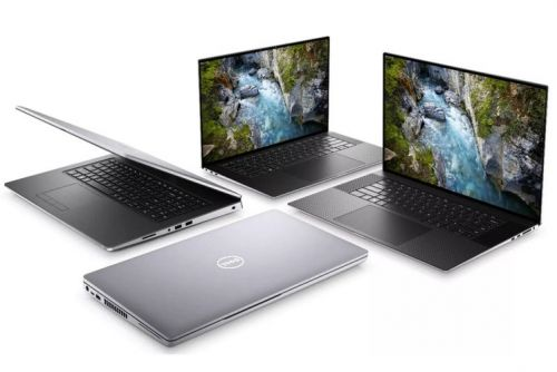Dell may have just leaked images of the XPS 15 and XPS 17 refreshes