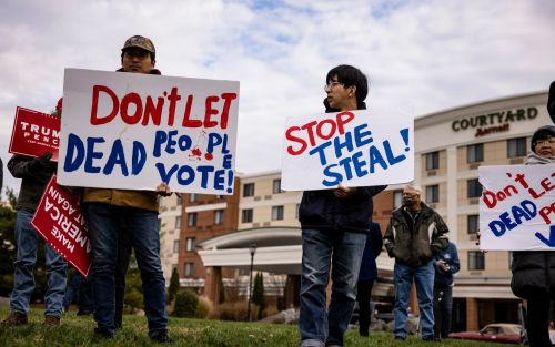 Pennsylvania high court dismisses lawsuit challenging mail-in ballots