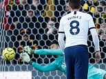 Watford 0-0 Tottenham: Gazzaniga saves Troy Deeney's penalty to earn Mourinho's men a draw