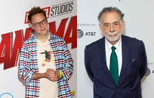 """James Gunn responds to Francis Ford Coppola calling Marvel movies """"despicable"""""""