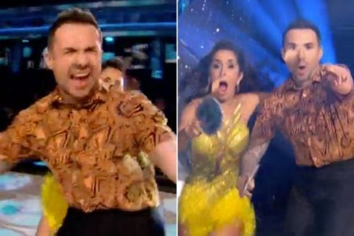 Will Bayley returns to Strictly Come Dancing to perform for first time since injury